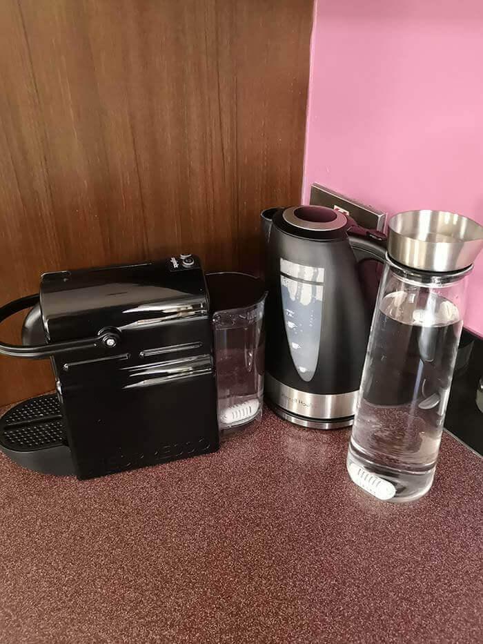 Stay Pure Water Purifier Coffee Machine